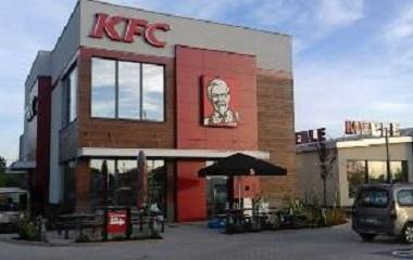 KFC al. Sobieskiego Wrocław