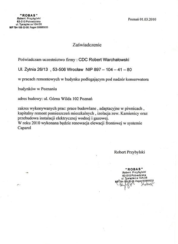 Górna Wilda Poznań